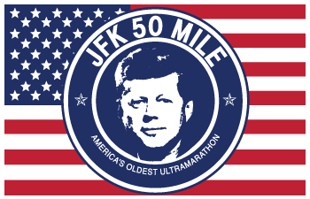 JFK 50 Mile Logo