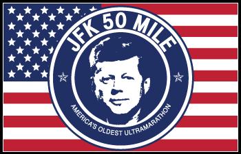JFK 50 Mile Logo